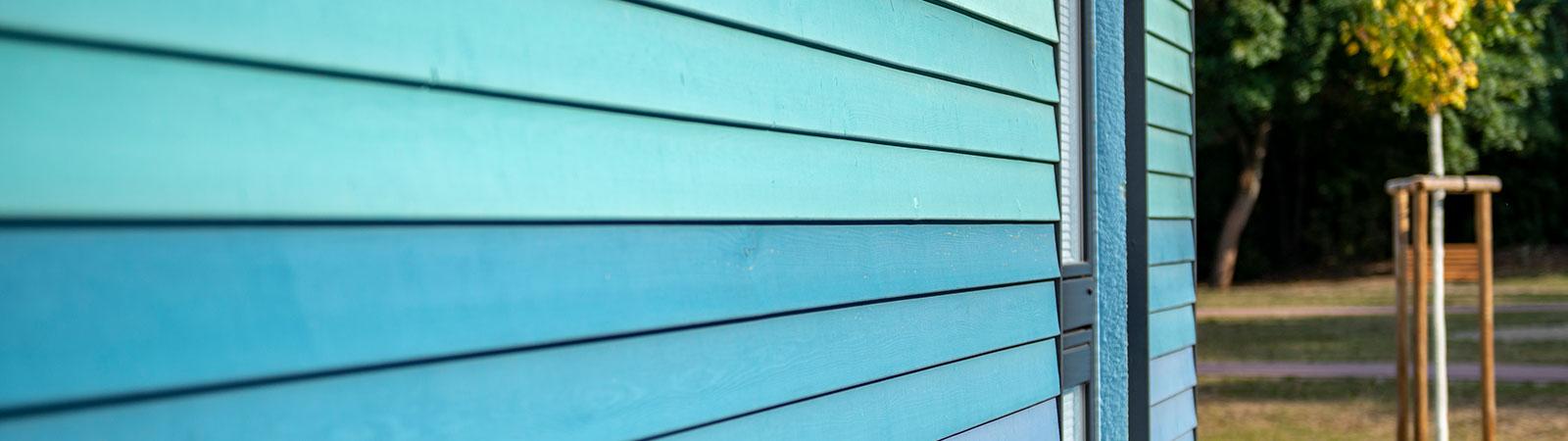 Holzanstriche für die Fassade - Osmo Holz und Color GmbH & Co. KG