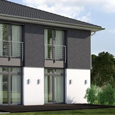 Favorit Fassaden - Osmo Holz und Color GmbH & Co. KG ZH48