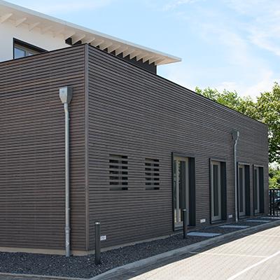 Bekannt Fassaden - Osmo Holz und Color GmbH & Co. KG KO33