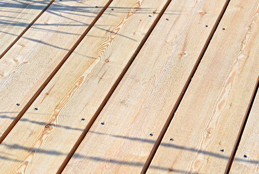 Berühmt Terrassendielen Sibirische Lärche - Osmo Holz und Color GmbH & Co. KG QQ02